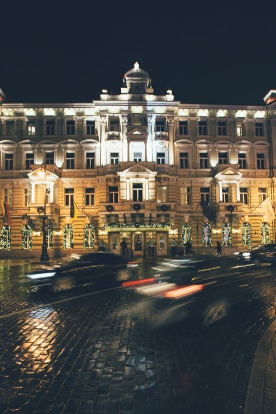 Kempinski Hotel Cathedral Square Vilnius