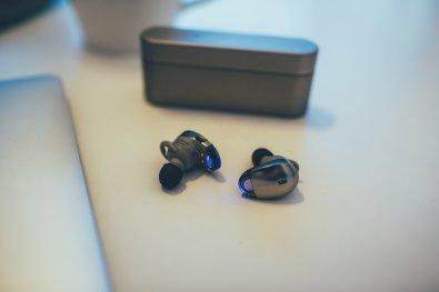 Sony In-Ear-Kopfhörer WF-1000X