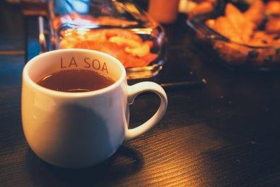 La Soa Chalet Frühstückstasse