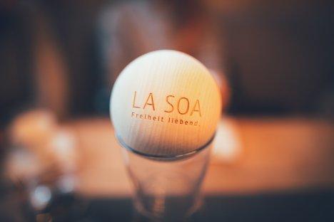 La Soa - Freiheit liebend