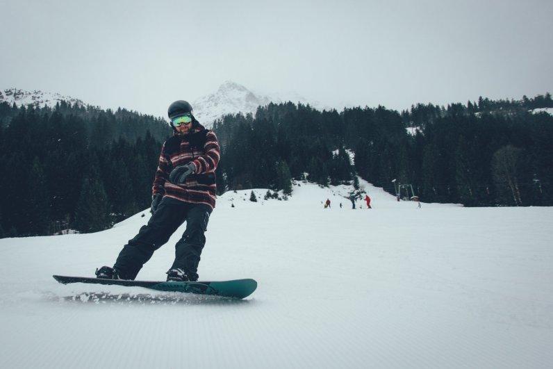 Im Tannheimertal gibt es Zahlreiche Lifte die zum Wintersport einladen