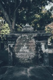 Old Protestant Cemetery
