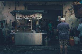 Fried Chicken Street Food