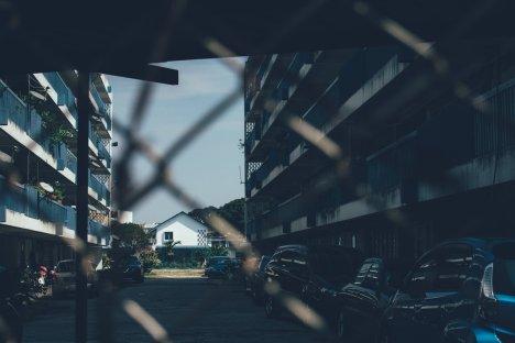 Ghettoromantik in Georg Town