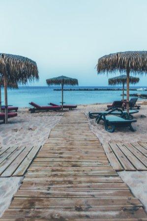 Strand vom Mare Village by Atlantica