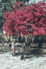 Innenhöfe auf Zypern