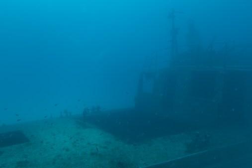 Das Schiffswrack