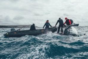 Umsteigen auf das U-Boot