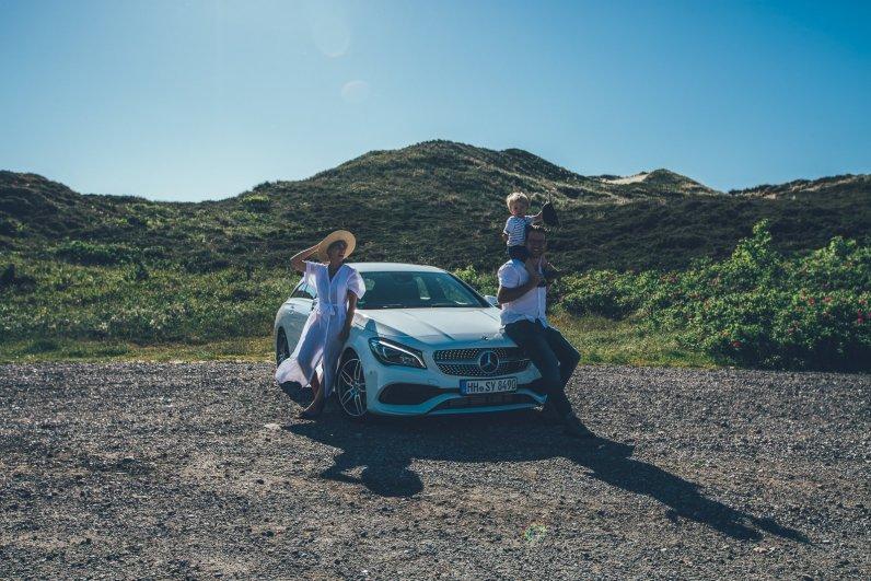 Sylt mit der Europcar Strandflotte entdecken