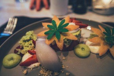 Das Hoog ist eines von beiden Restaurants im Severin*s Resort und Spa.