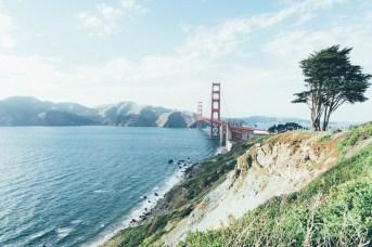 Inside San Francisco: Entlang der Küste zur Golden Gate Bridge