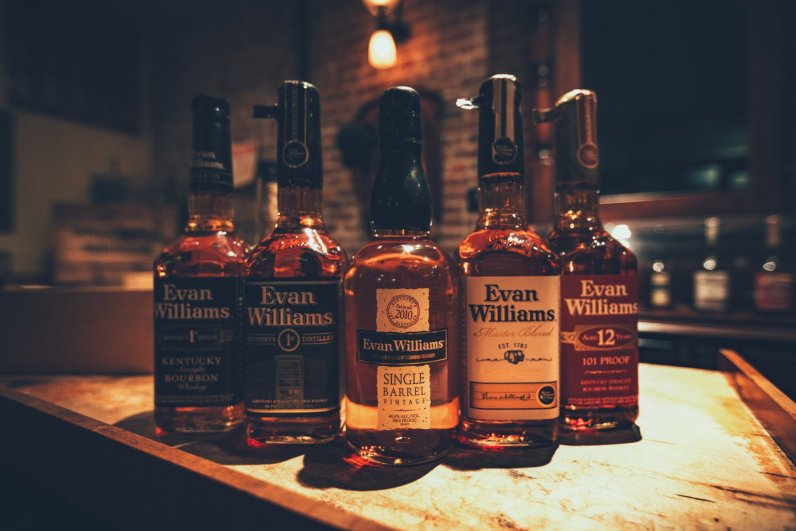 Evan Williams Bourbon Collection