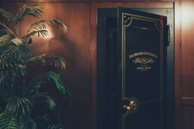 Speakeasy Door