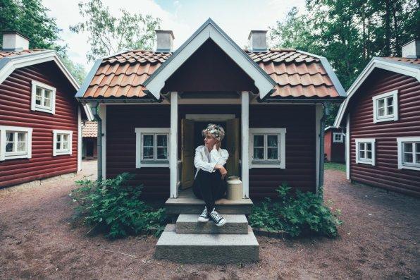 Mia Bühler in Bullerbü - Astrid Lindgrens Värld