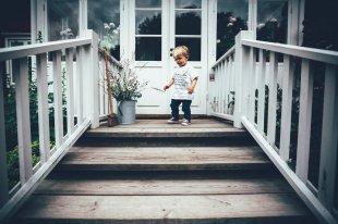 Neon zu Besuch in Astrid Lindgrens Elternhaus