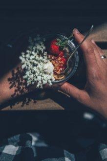 Süß und lecker, Nachtisch im Prima Gård
