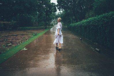 Monsun in Indien