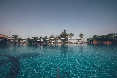 """Mekong"" im Anantara The Palm Dubai Resort"
