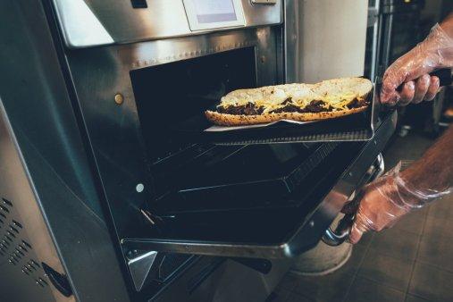 Das Beef Supreme in der Zubereitung