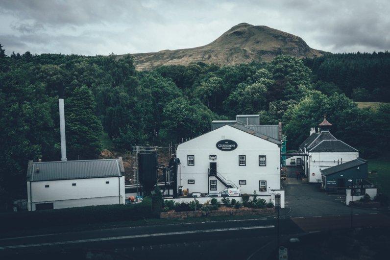 Die Glengoyne Destillerie