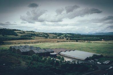 Die Glengoyne Warehouses