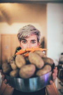 #makelifebetter mit dem Philips Airfryer XXL - Kartoffel, Fritten oder sogar ein Brot kann hier zubereitet werden