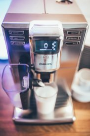 #makelifebetter mit besserer Morgenroutine mit der Philips LatteGo 5000