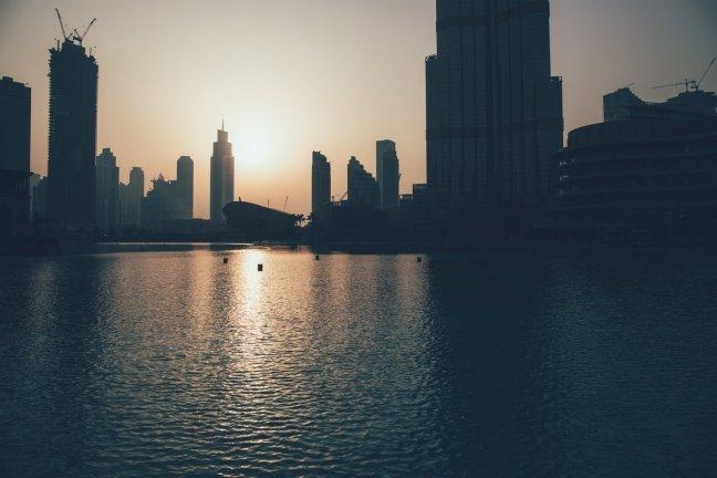 Innenstadt Dubai
