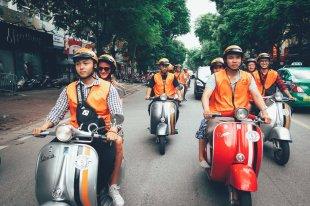 Vespa Gang Hanoi