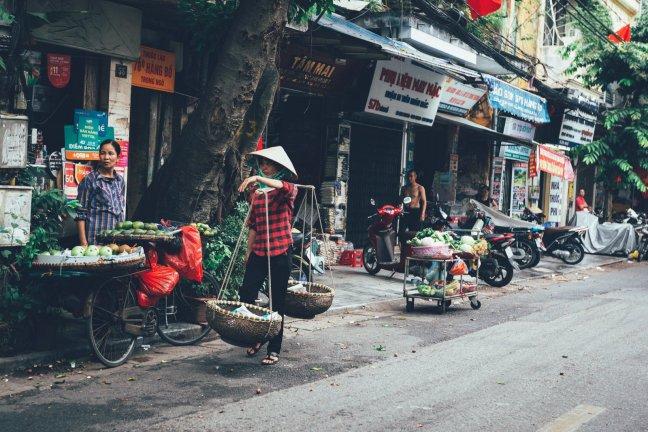 Streetpeople Hanoi