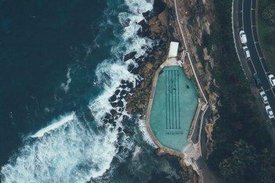 Sydney Bronte Beach Pool