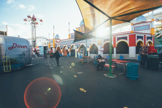 Luna Park St. Kilda / Melbourne