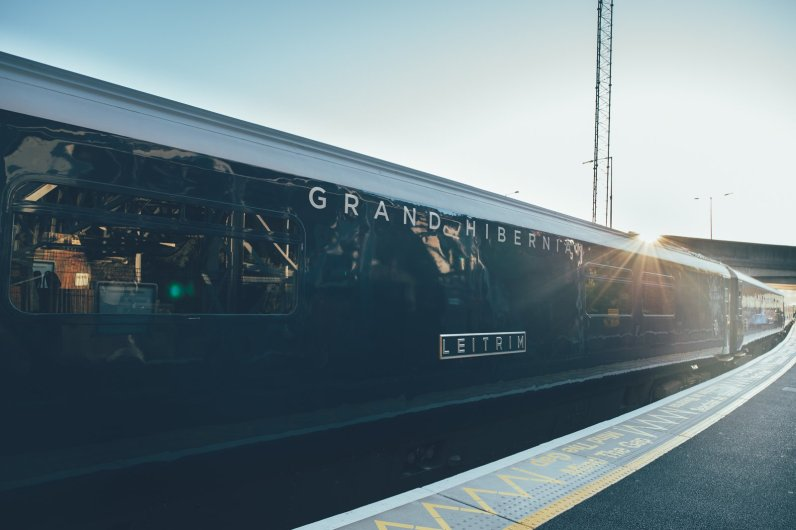 Der Luxuszug Belmond Grand Hibernian in Irland