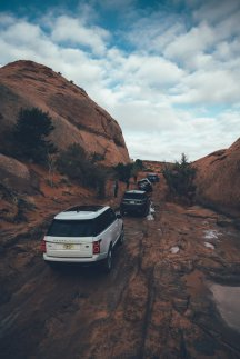 Land Rover Experience Utah