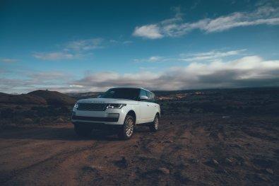 Land Rover Experience Utah