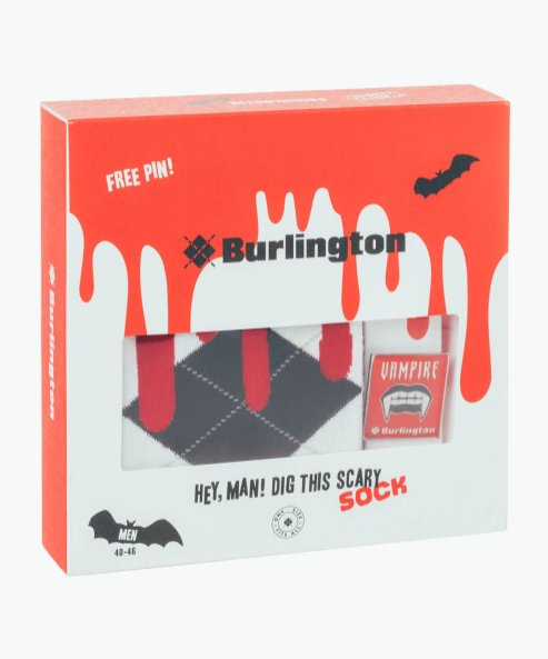 Halloween mit Burlington