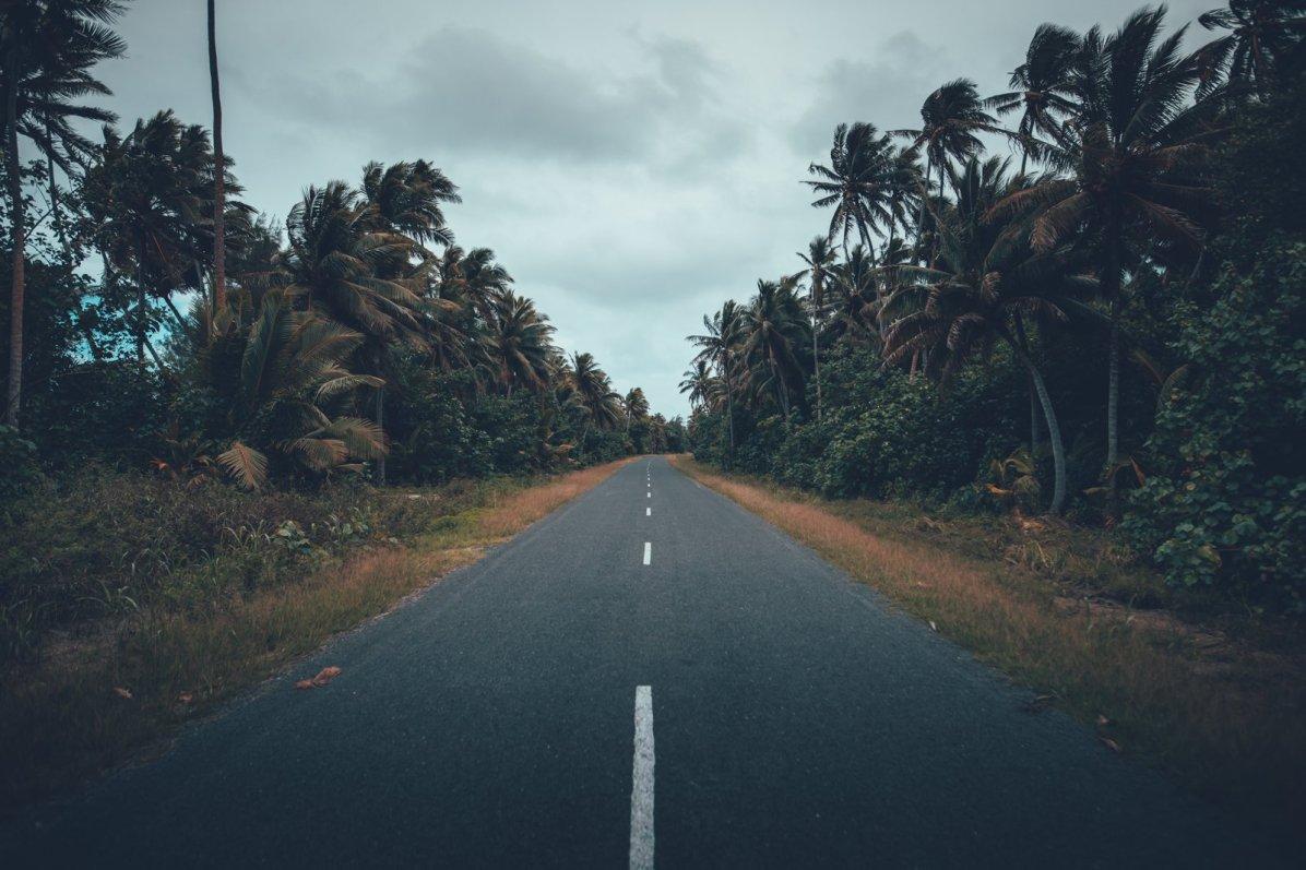 Einmal um die Insel mit dem Mietwagen auf Aitutaki