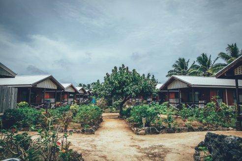 Aitutaki Village - unsere Unterkunft auf Aitutaki, Cook Islands