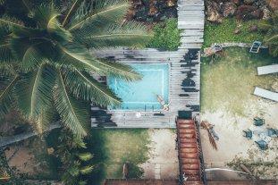 Unser Beachhouse auf Rarotonga