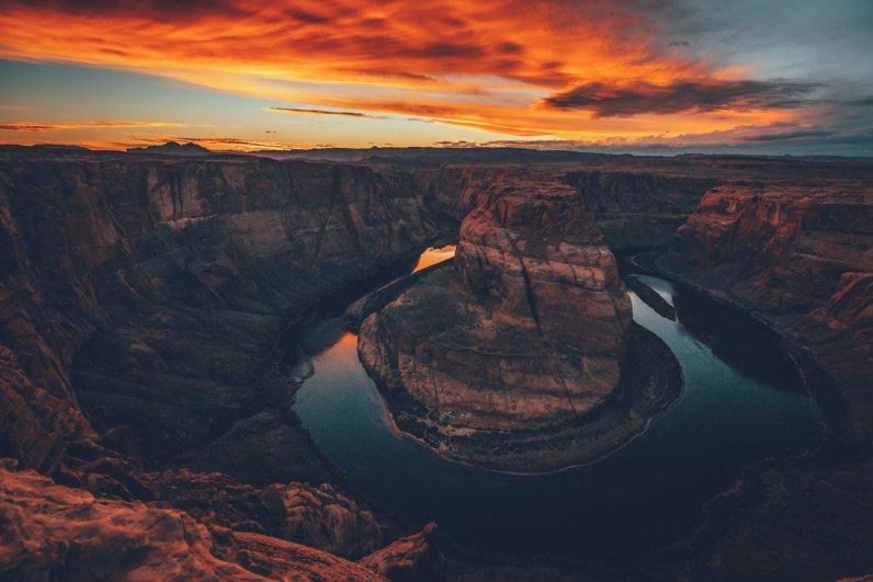 Horse Shoe Bend Grand Canyon