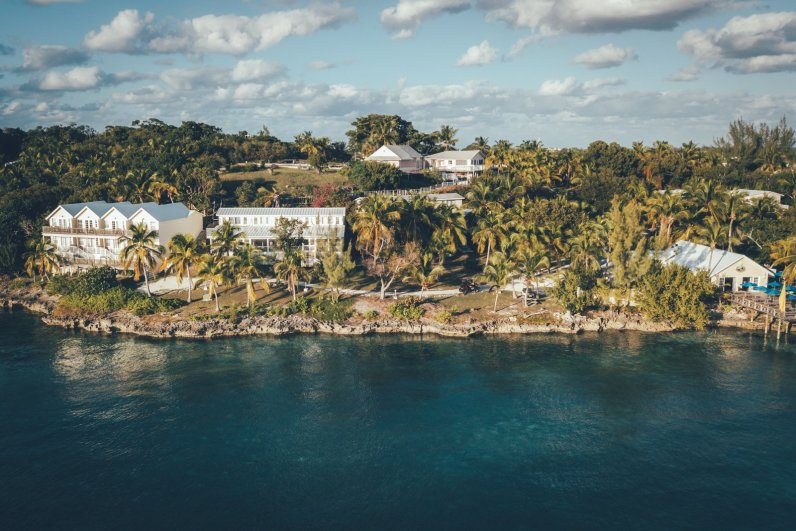 Bluff House - Green Turtle Cay