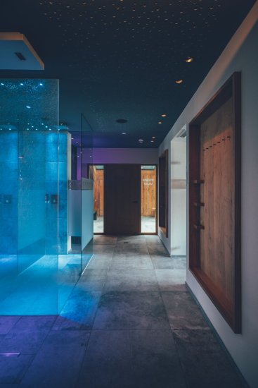 SPA im Wellness & Lifestyle Hotel Goies in Ladis