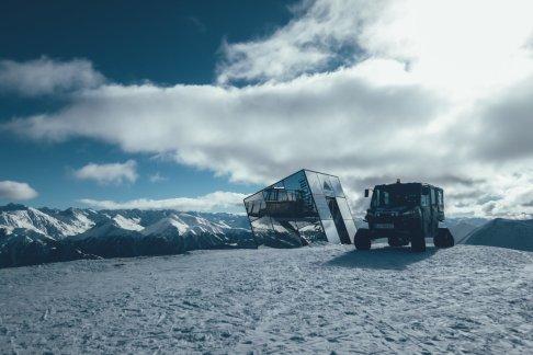 Das einst höchste Standesamt der Alpen