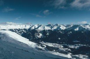 Die Berge um Serfaus Fiss Ladis