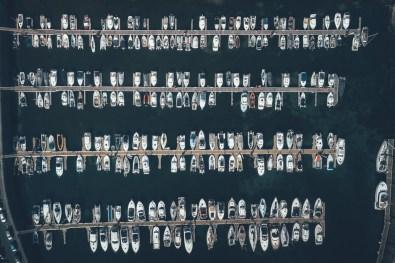Der Hafen von St. Peter Port
