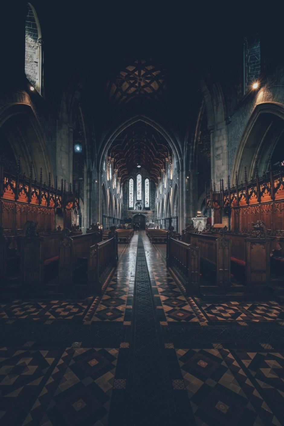 Irlands Kirchen