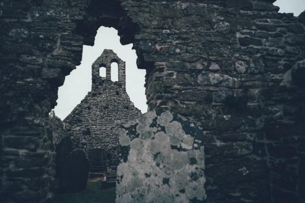 Ruinen Irland