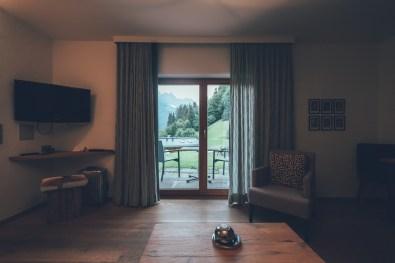 """Zimmer im Hotel """"Der Bär"""" Ellmau"""