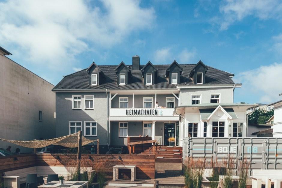 Heimathafen Usedom