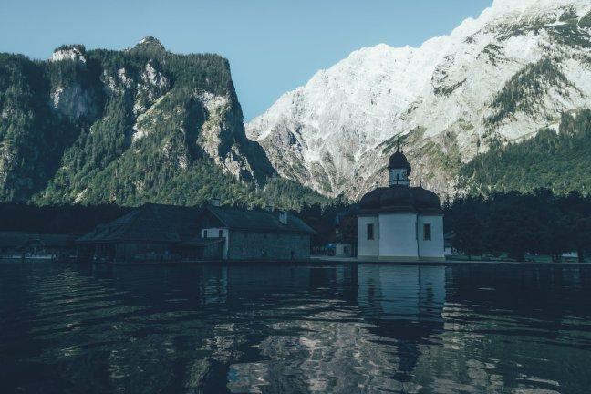 Königssee / Obersee Berchtesgaden